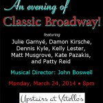 An Evening of Classic Broadway!