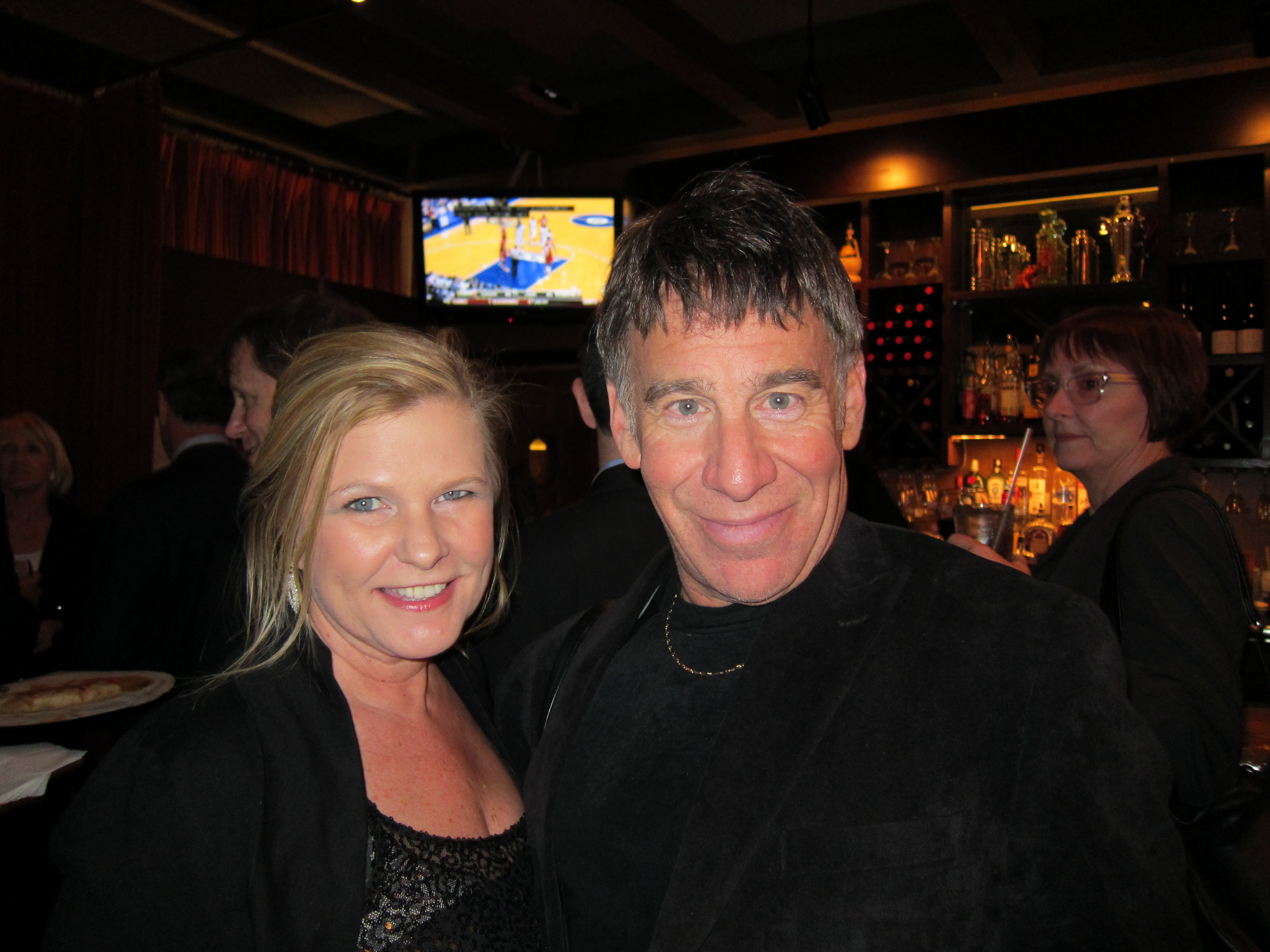 with Stephen Schwartz